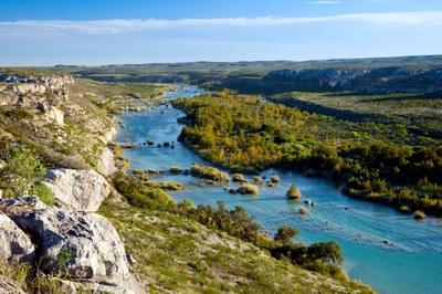 Photo of the Devil's River