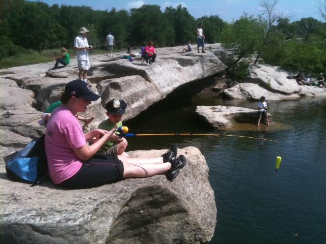 mom and son fishing.JPG