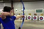 NASP Archery Competition