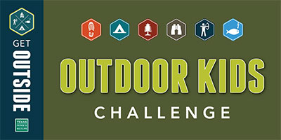 Outdoor Kids Challenge logo
