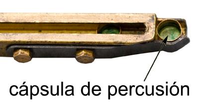 Cápsula de percusión