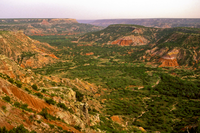 High Plains Palo Duro Canyon State Park