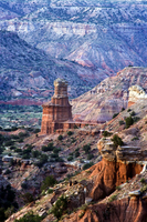 Lighthouse, Palo Duro Canyone State Park