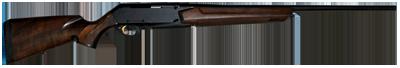 image of semi=automatic rifle
