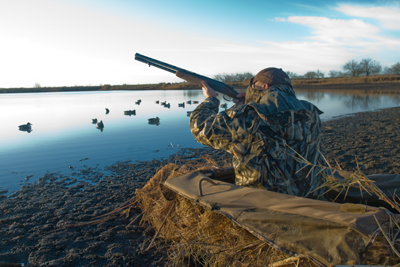 Floating Duck Hunting Blinds