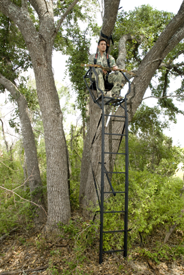 Hunting From Blinds And Stands Texas Parks Amp Wildlife