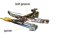 Crossbow front