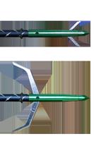 mechanical broad blades