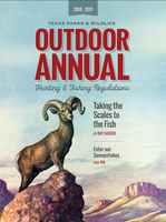 Outdoor Annual Print Cover
