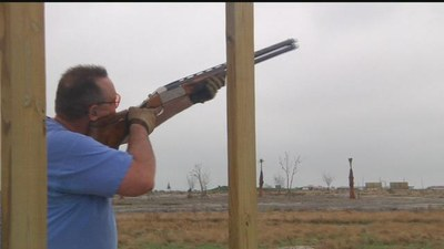 News story about new sporting Clays Course