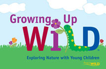 Growing Up WILD book cover