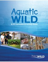 Aquatic WILD book  cover