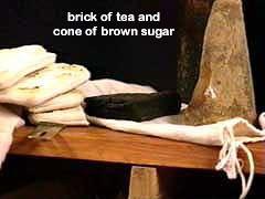 Buffalo Soldier Tea and Sugar