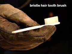 Buffalo Soldier Toothbrush