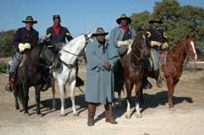 Buffalo Soldiers Lineup