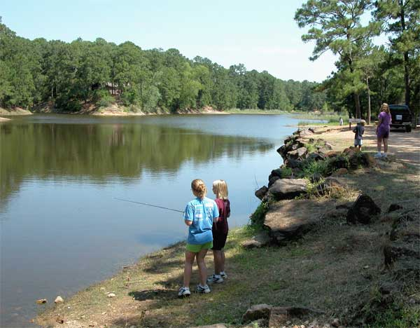 What 39 s conservation texas parks wildlife department for Tpwd fishing reports