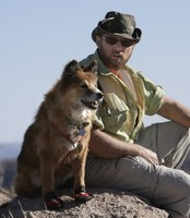 Hiker and his Dog