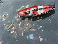 Trashy Boat