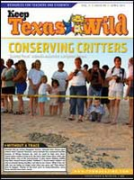 Cover - Conserving Critters