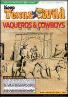 Cover - Vaqueros and Cowboys