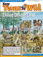 Living off the Land mag cover