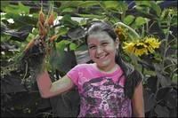 Luz Ibarra, 4th Grader at Mina Elementary