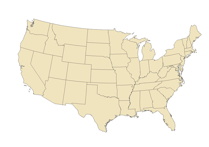 USA Map Image Of Continental Us Map on map of uk, map of state of montana, map of continents, map of arizona, map of colorado, map of canada, map of u.s.a, map of 48 contiguous states, map of california, map of europe, map of central america, map of island of ireland, map of puerto rico, map of u.s. territories, map of africa, map of state of rhode island, map of michigan, map of contiguous united states, map of australia,