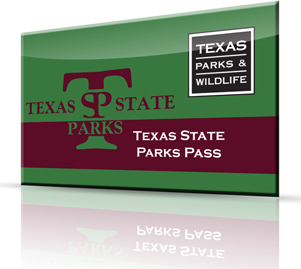 Texas State Park Pass