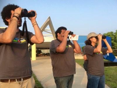 Wetland Waders team