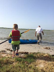 Tpwd port o 39 connor paddling trail texas paddling trails for Port o connor fishing