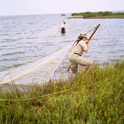 what training is required for fish and wildlife biologist