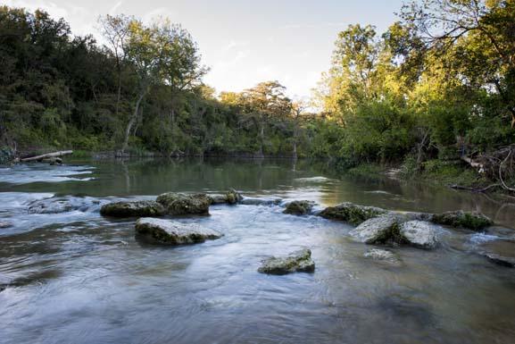 River Access San Marcos River Retreat