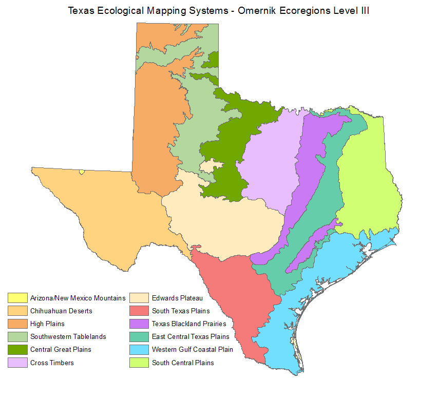 GIS Data Downloads  Texas Parks Amp Wildlife Department