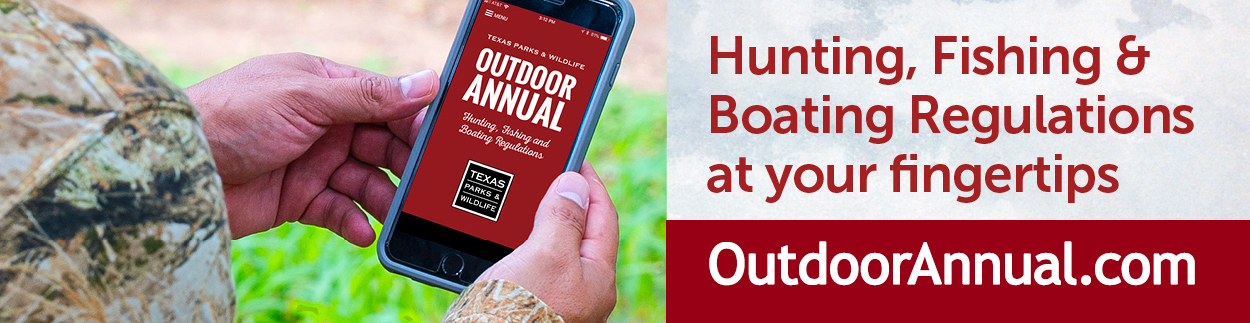 Hunting Regulations and seasons dates at your fingertips with the Outdoor Annual.com