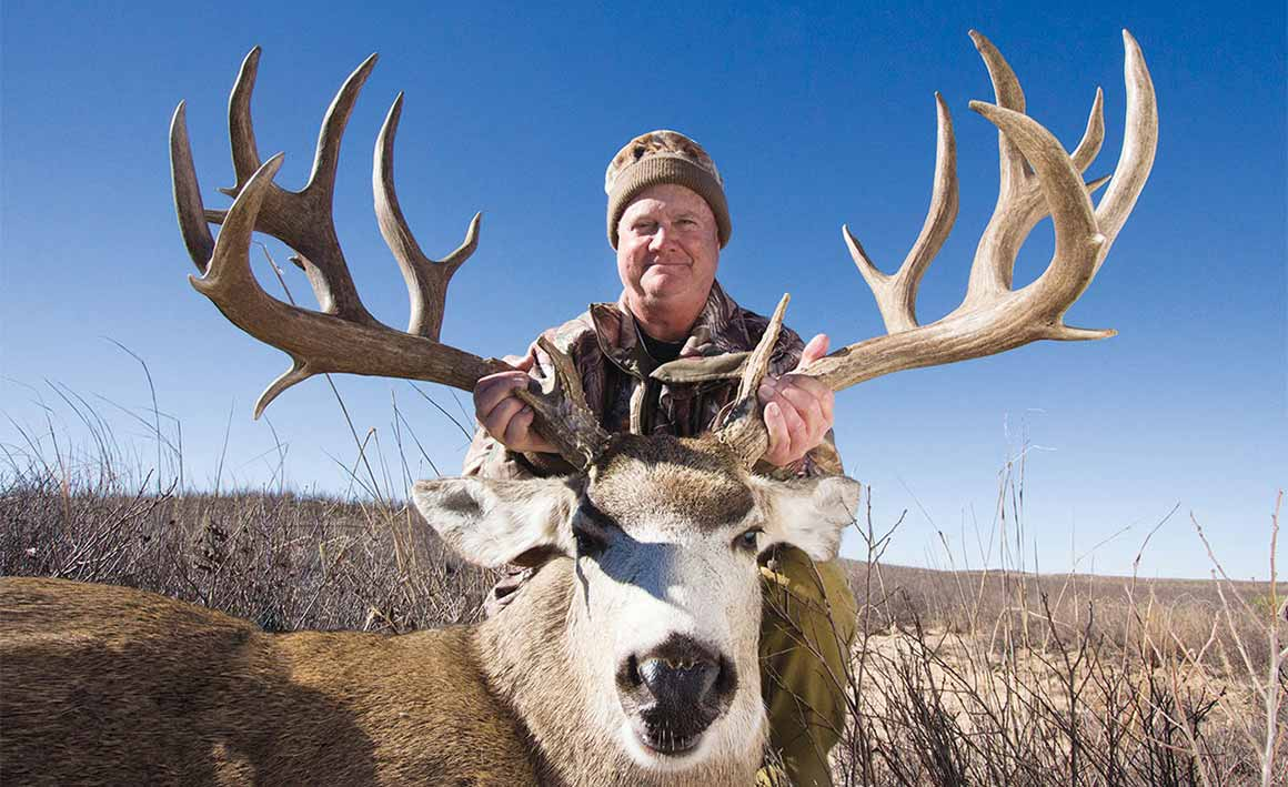 Big Time Texas Hunts - Mule deer