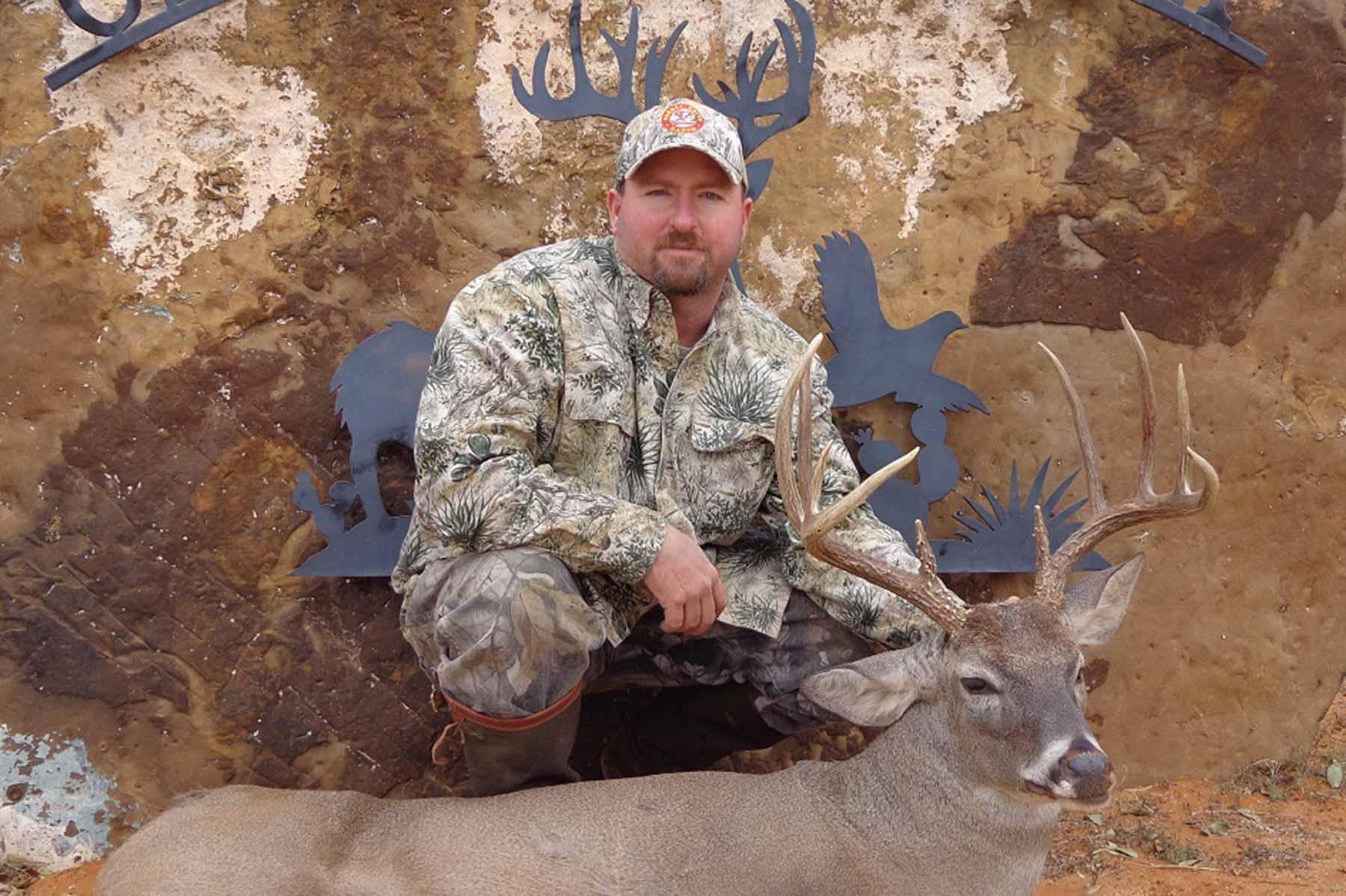 guided hog hunts in oklahoma