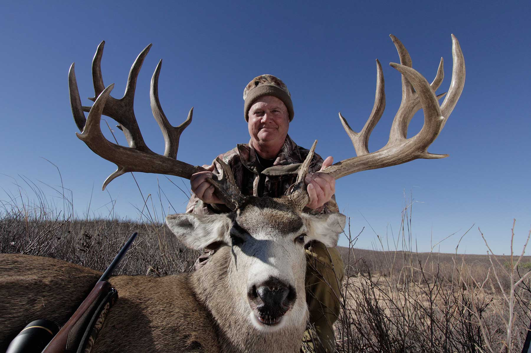 Ultimate Mule Deer Hunt - Big Time Texas Hunts - TPWD