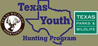 Link to Texas Youth Hunting Program offered by the Texas Wildlife Association web site
