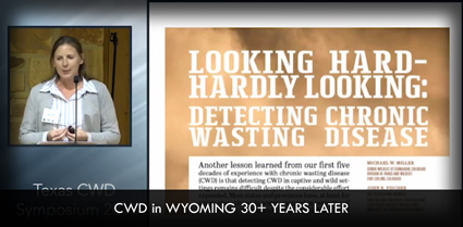 CWD in Wyoming 30 plus Years Later