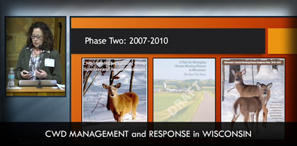 CWD Management and Response in Wisconsin