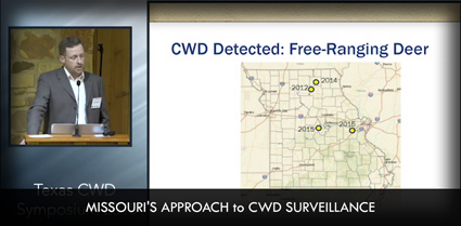 Missouri's Approach to CWD Surveillance