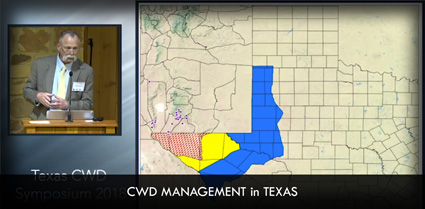 CWD Management in Texas
