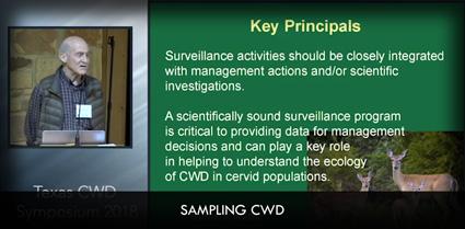 Sampling CWD