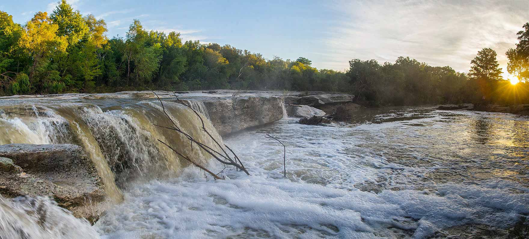 McKinney Falls lower