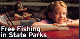 Free Fishing in State Parks!
