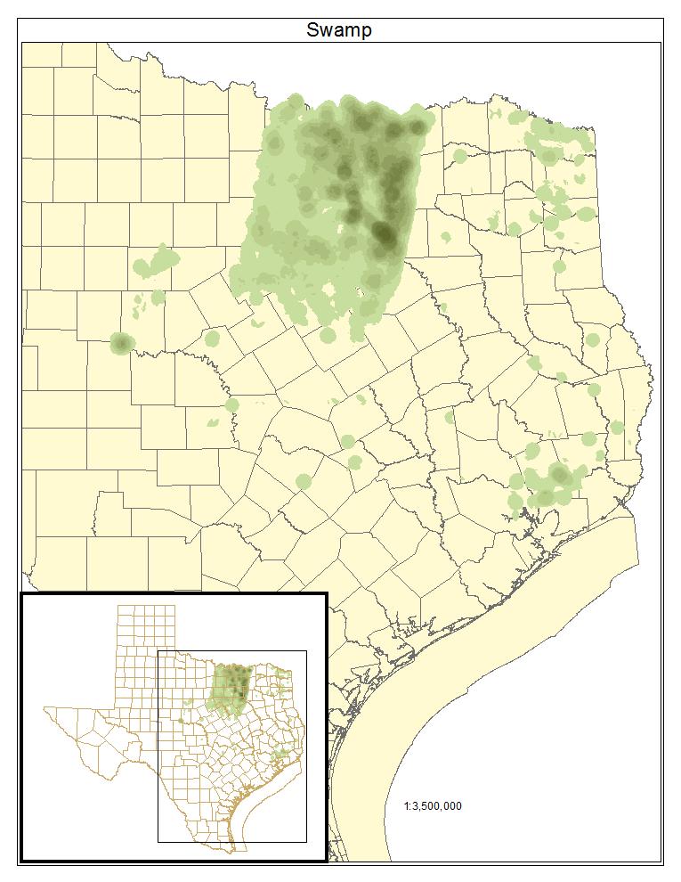 Swamp (Or Non-Riverine Swamp)