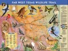 Far West Texas Wildlife Trail Map