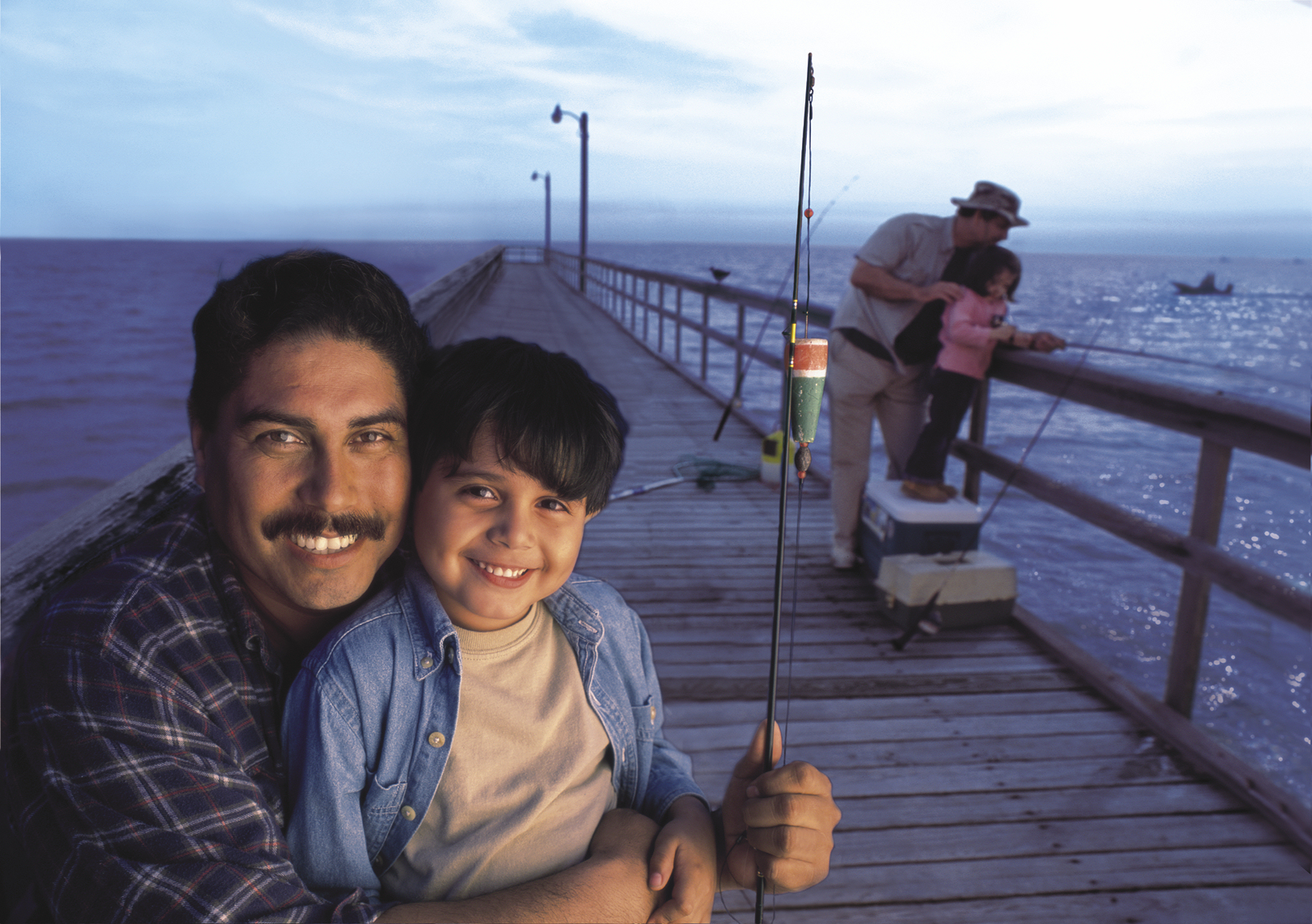 Free Fishing in State Parks