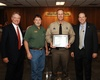 Game Warden Eddie Hines