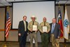 Director's Life Saving Citations - Luis Canales and Brad Whitworth
